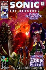 """Actualización 12/02/2019: Numero 130 por MegaDrive64 para The Tails Archive. ¡Sonic está de vuelta de su aventura en el espacio exterior justo a tiempo, ya que el Reino de Acorn y el Imperio Robotnik están a punto de chocar de frente en su lucha por controlar Mobius! ¿Cómo reaccionarán todos al """"regreso de entre los muertos"""" de Sonic? ¿Cómo reaccionará Sonic a todos los cambios que ocurrieron en su ausencia?"""