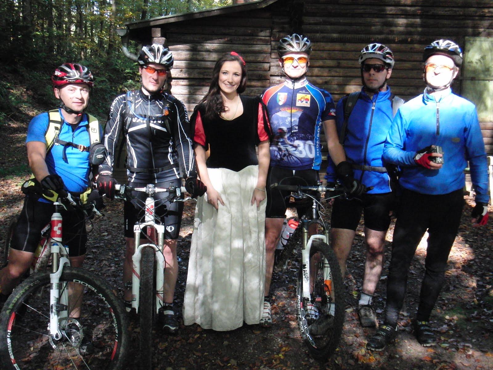 Special Trail Tour mit Manfred in Frammersbach - Partenstein - Lohr - Rechtenbach - Partenstein - Frammersbach. Schneewitchenweg
