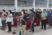 Ibadat Sabda di Langkau Kita Rumah Dinas Wakil Bupati Sintang