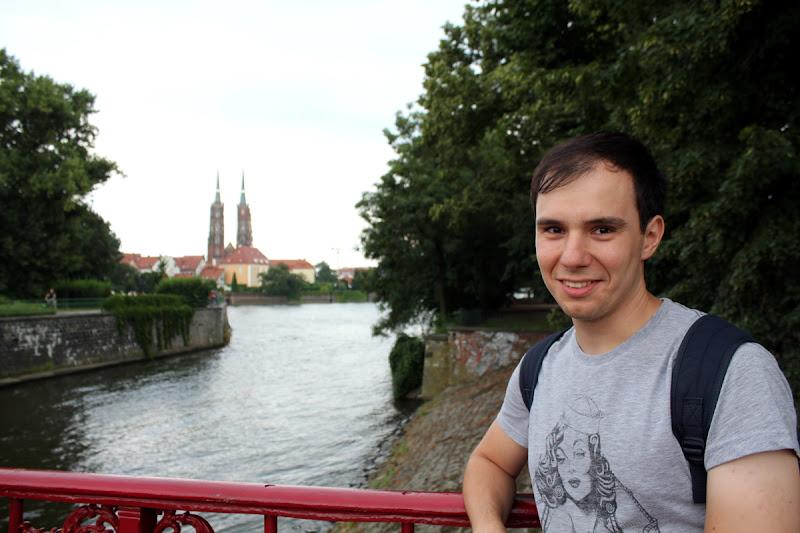 Vistas desde el puente Piaskowy