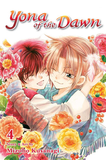 Free Download Books - Yona of the Dawn, Vol. 4
