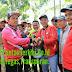 Bupati Lampung Barat parosil lakukan safari jumat dengan bergotong royong di kec suoh