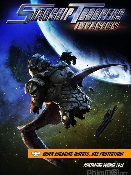 Chiến binh vũ trụ: Cuộc xâm lược (Quái vật vũ trụ) - Starship Troopers: Invasion