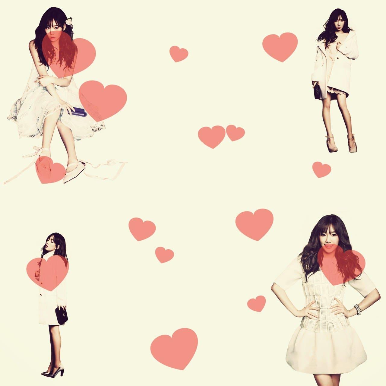 Macaronshufu Site Taeyeon Snsd Taeyeon Soft Cream Album Snsd