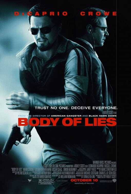 Poster Of Body of Lies (2008) Full Movie Hindi Dubbed Free Download Watch Online At Alldownloads4u.Com