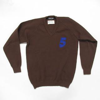 Comme des Garçons Homme Deux Sweater