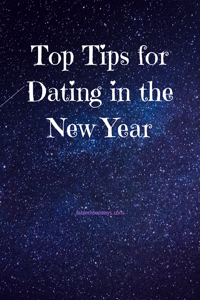 Top Tips for Dating in the New Year