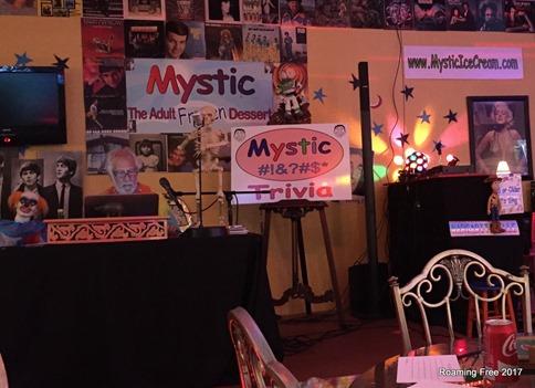 Trivia Night at Mystic Ice Cream