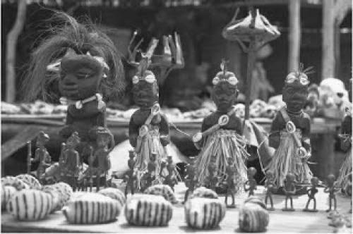 Togo Voodoo Fetish Markets Do Brisk Trade