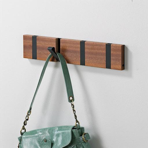 Knax naturel hout