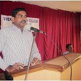Guest talk on Leadership