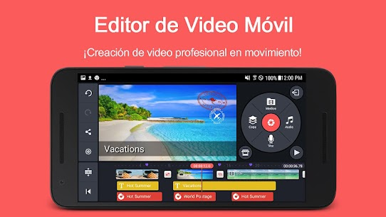 KineMaster – Editor Video Pro 1