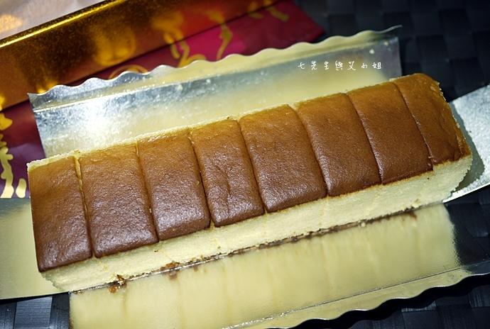 台中坂神本舖長崎蛋糕