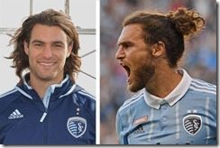 Graham Zusi Long Hair Man Bun Soccer Hairstyles (1)
