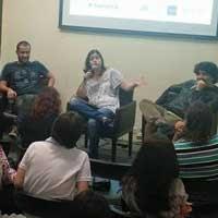 Amanda Aouad no Iniciativa Crossover #1 - 2015
