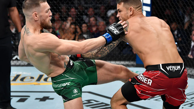 'Family Has Nothing To Do With It': Conor McGregor Makes Classless Comments After Leg Injury, Loses To Dustin Poirier At UFC 264