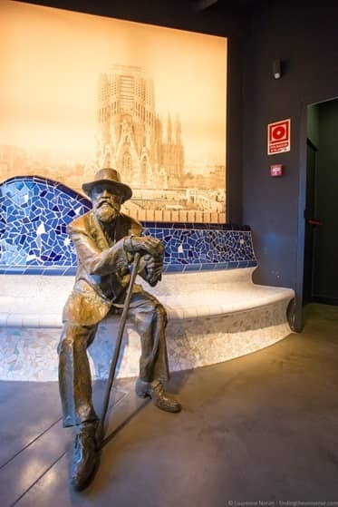 Gaudi Experience barcelona