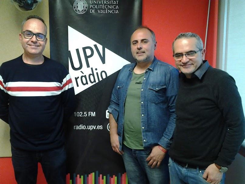 Hablemos de Fallas en UPV-RADIO. Programa nº 80. Carlos Carsí