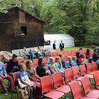 Openair-Kino der Piostufe