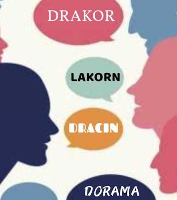 Drakor, Dorama, Dracin, Lakorn