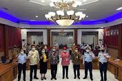 Kemenkum HAM Diseminasikan P2HAM Bagi UPT Pemasyarakatan Dan Imigrasi Sanggau