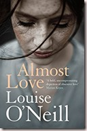 almost love louise o'neill book cover