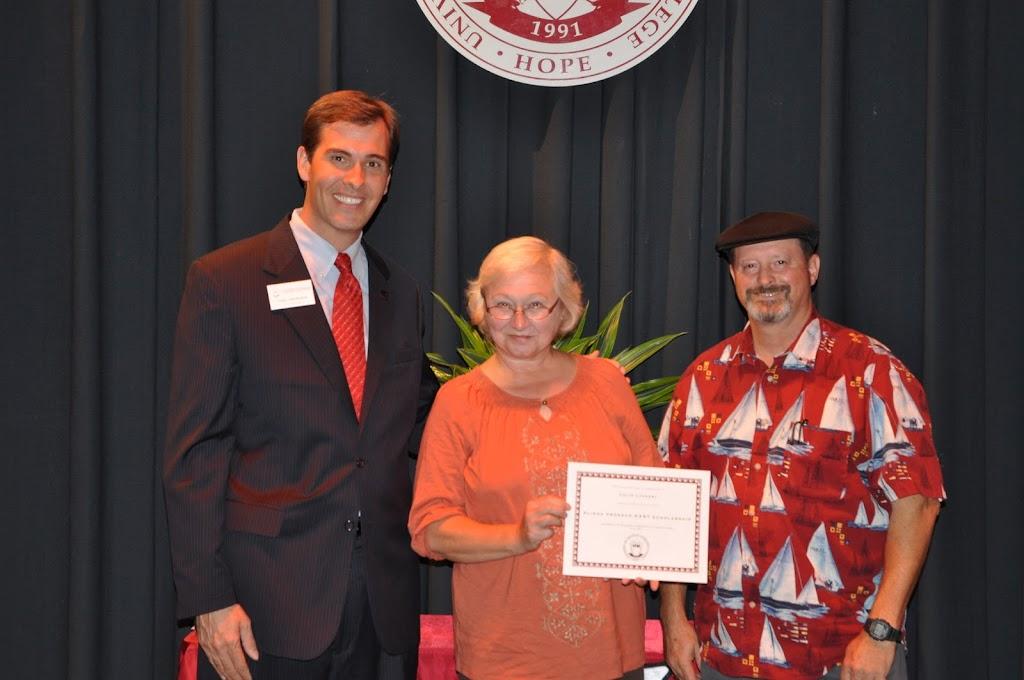 Foundation Scholarship Ceremony Fall 2011 - DSC_0026.JPG
