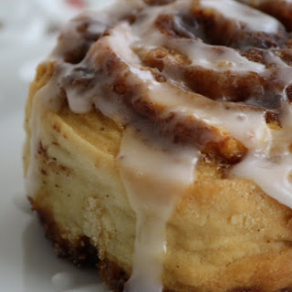 Easy Peasy Cinnamon Buns