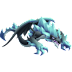 Dragón Gelificado   Iceling Dragon