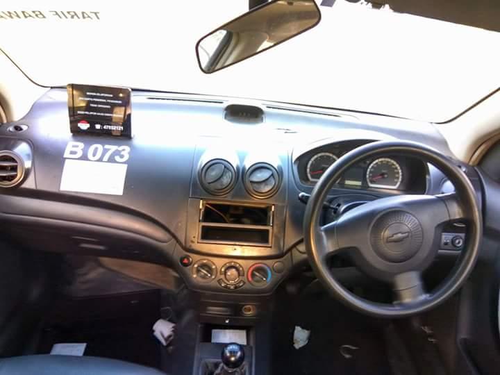 Bursa Mobil Bekas Murah Eks Taxi Chevrolet Lova 2010 Tangsel