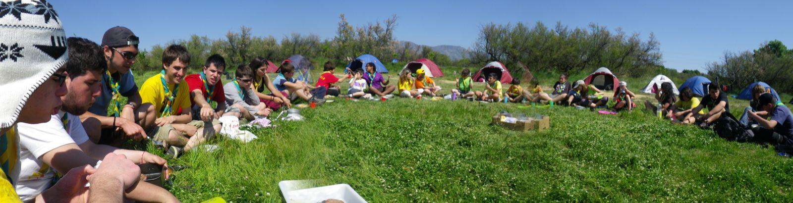 Campaments de Primavera de tot lAgrupament 2011 - IMGP0548.JPG