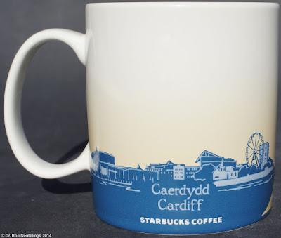 United Kingdom - Cardiff / Caerdydd www.bucksmugs.nl