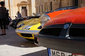 Lotus And MG