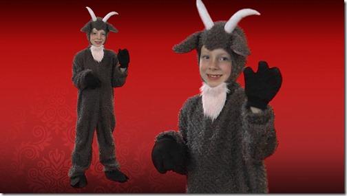 disfraz casero de cabra (8)