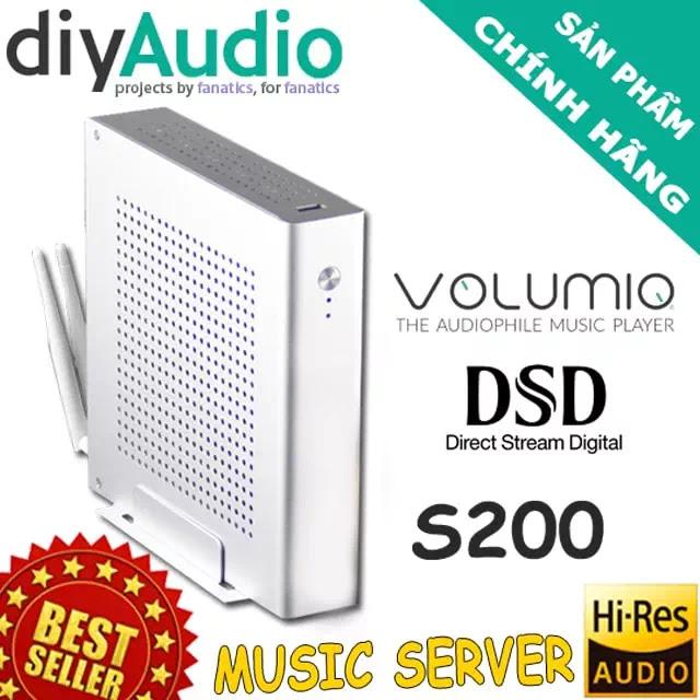 music server s200
