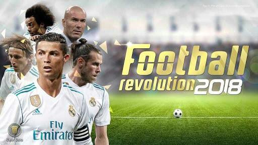 Football Revolution 2018 / Soccer Revolution 2018 APK DATA OBB