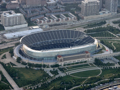 Chicago Hotels Near Solr Field Stadium Marriott