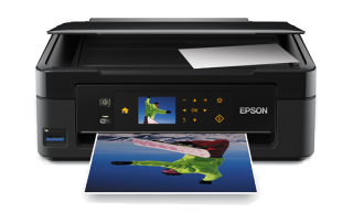 Drivers & Downloads EPSON XP-402 403 405 406 printer for Windows