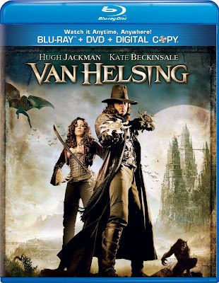 Download - Van Helsing - O Caçador de Monstros - Bluray 720p Dual Áudio