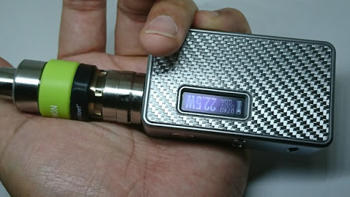 DSC 3140 thumb%255B2%255D - 【MOD】「Lost Vape Epetite DNA60 BOX MOD」レビュー。Evolv DNA60基盤搭載小型テクニカルで防水&カスタムパネルつき!!【DNA/MOD/VAPE/電子タバコ】
