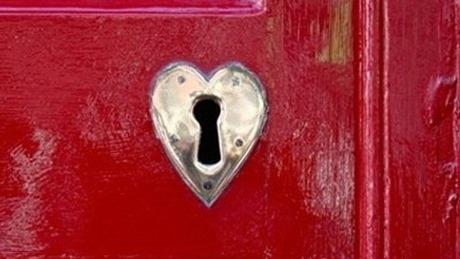 porta do coração