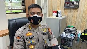 Pelaku Penyiraman Air Keras Terhadap Pimred Media Online Sudah Berhasil Diamankan