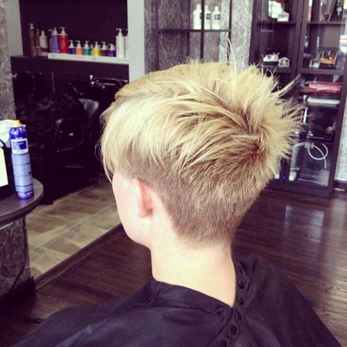CRAZY SPIKY SHORT HAIRCUTS FOR LADIES &OLDER WOMEN 4