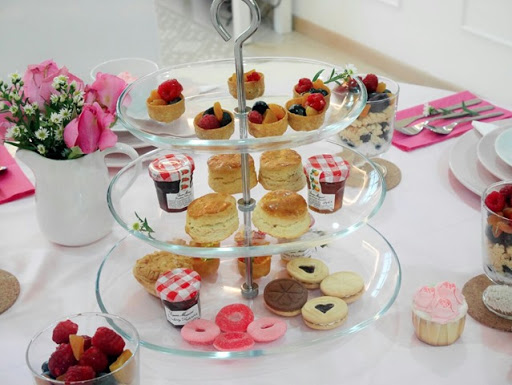 DIY IDEAS | High Tea Table Setting Dreamy Princess Pink White Theme Featuring Ikeau0027s Products & illy ariffin.com: | DIY IDEAS | High Tea Table Setting Dreamy ...