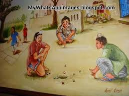 Punjabi Childhood Games Awesome Picuture