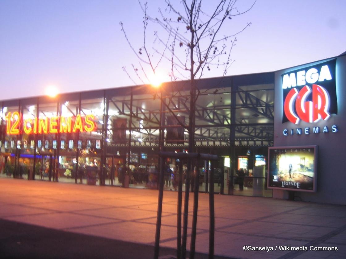 Cinema Cgr Pau Centre Ville