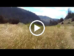 Video: capturing the wind into the canyon