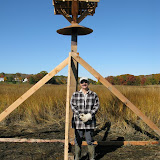 Guilford Salt Meadow Sanctuary Osprey Platform - sfs%252C10-25-09%2Bosprey%2Bplatform%2Binstall%252C139.JPG