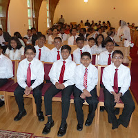 2014 First Holy Communicants