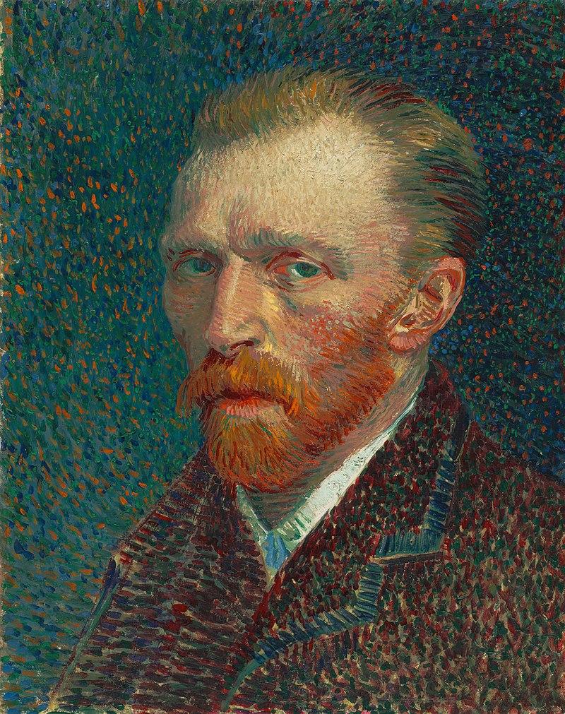 Self-Portrait, 1887